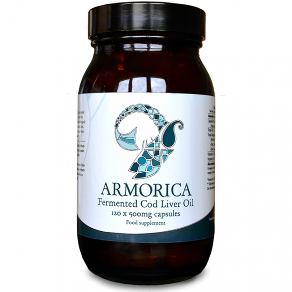 Fermented cod liver oil UK