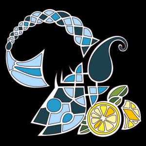 armorica fermented cod liver oil with lemon logo